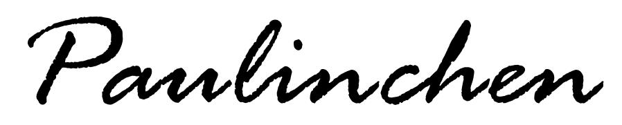 Paulinchen.Blog