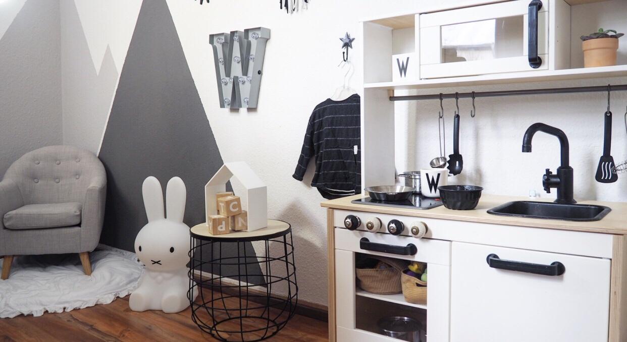 kinderk che unsere ikea duktig paulinchen blog. Black Bedroom Furniture Sets. Home Design Ideas