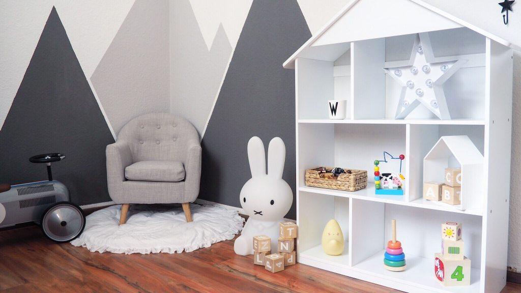 Ein Einblick in unser Kinderzimmer | Pinterest inspired ...